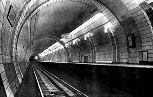 Станция-призрак «Советская»