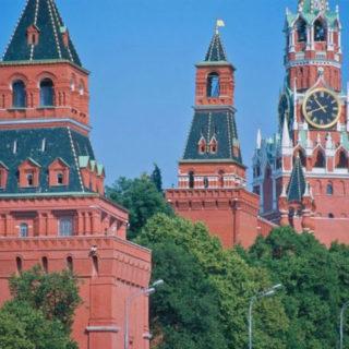 Тайны башен московского Кремля