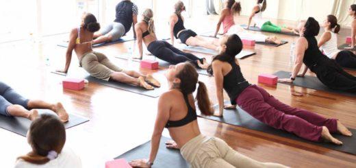 практики йоги