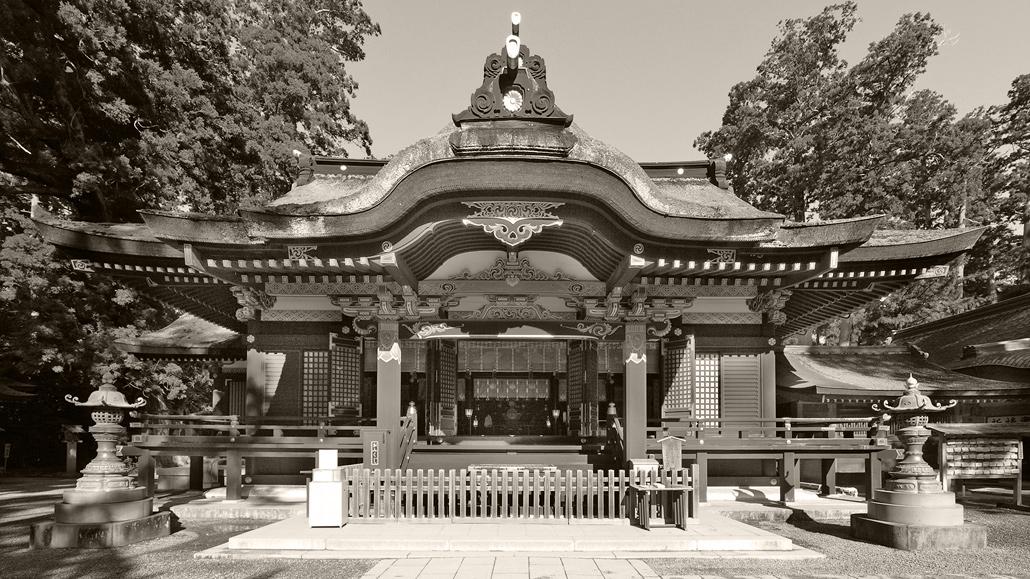Храм Катори