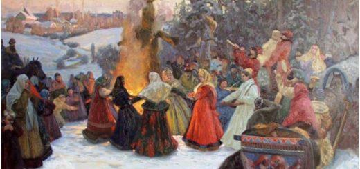 Масленица в Древней Руси и сегодня