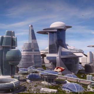 Москва в будущем