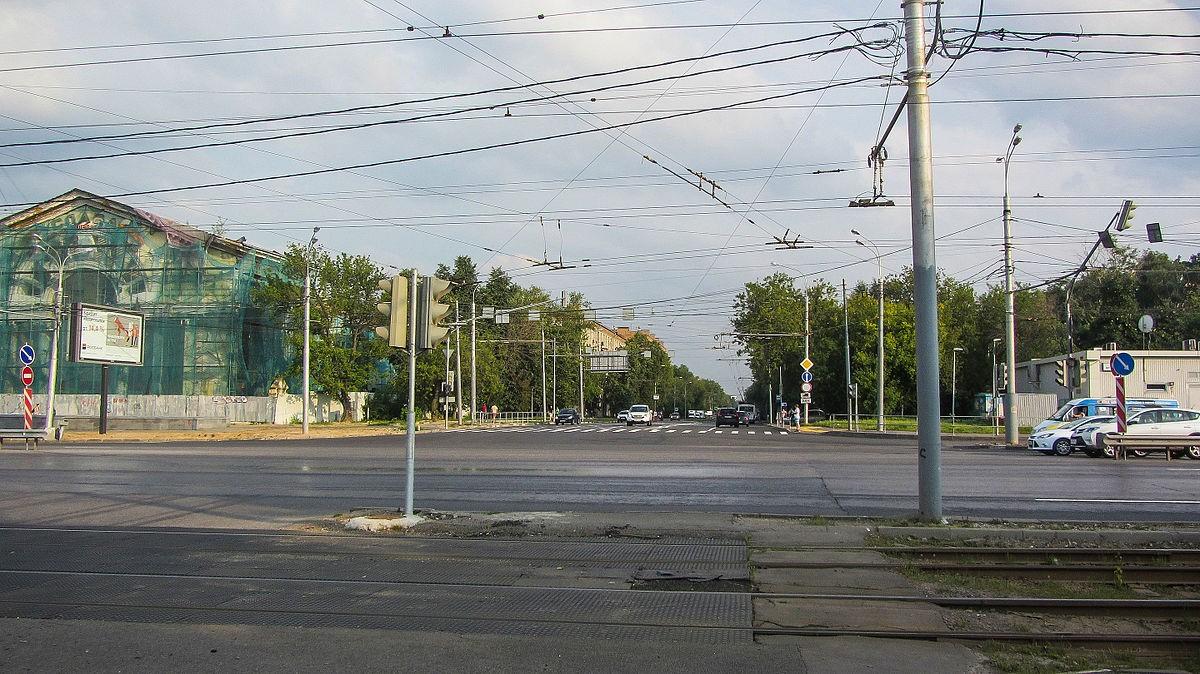 1-я Владимирская улица