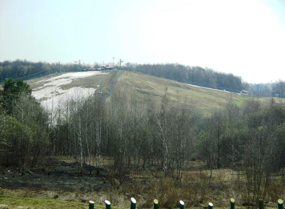 Битцевский парк. Лысая гора