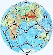 Геобиологическая сеть Земли