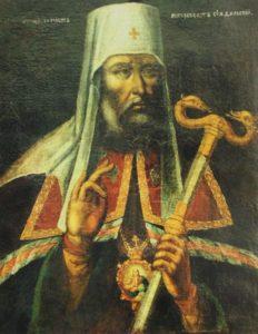 Преподобный Илларион (1632-1708) из Флорищевой пустыни. Митрополит Суздальский и Юрьевский