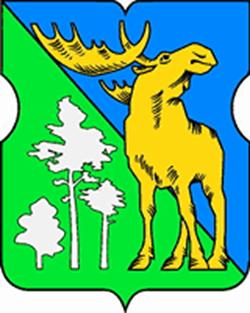 Герб района Лосиноостровский