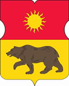 Герб района Южное Медведково
