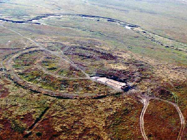 Доисторические поселения на месте Москвы