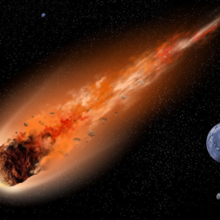 Осколок кометы