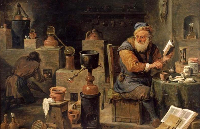 Елисей Бомелий
