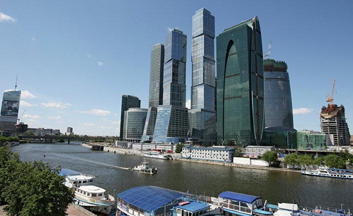 Москва – центр России