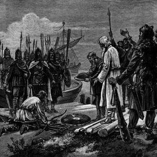 Русские — потомки Мосоха, внука Ноя, отсюда — и название Москва