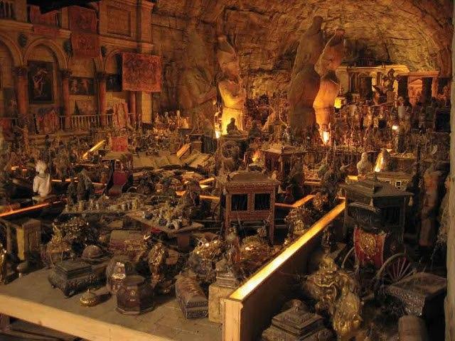 Сокровища и артефакты тамплиеров