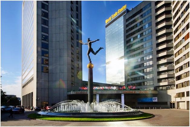 «Американская резервация» в западном округе Москвы