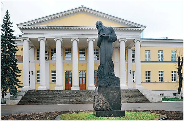 Музей-квартира Федора Михайловича Достоевского