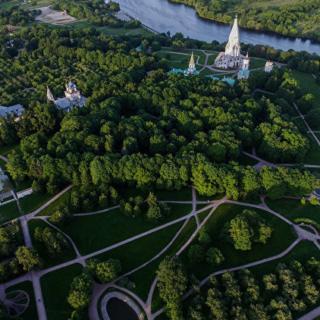 Коломенское – царское место силы