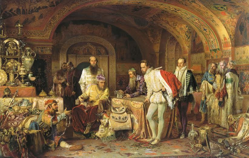 Сокровища Ивана Грозного