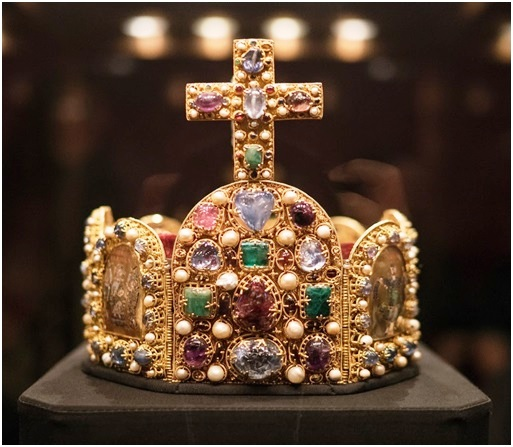 Императорская корона Карла Великого