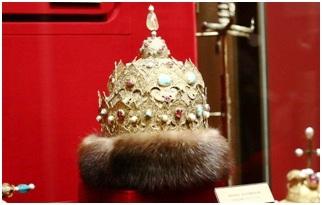 Казанская шапка Ивана Грозного