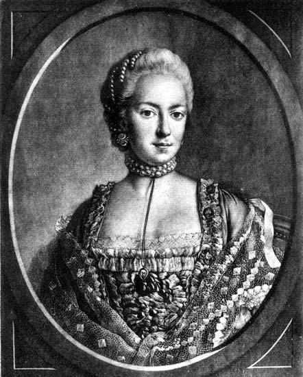 Дарья Петровна Салтыкова