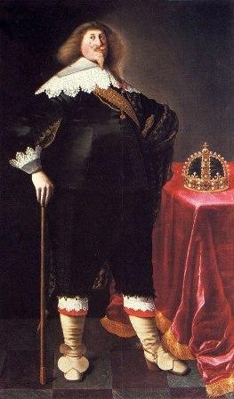Польский король Владислав IV Ваза