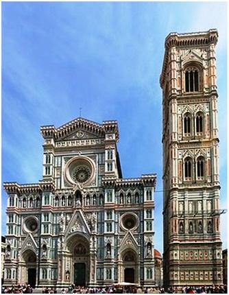Собор Санта-Мария-дель-Фьоре где в 1439 году была подписана Флорентийская уния