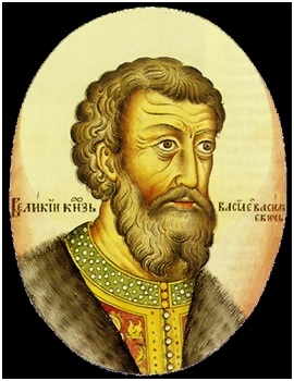 Великий князь Василий II Васильевич Темный