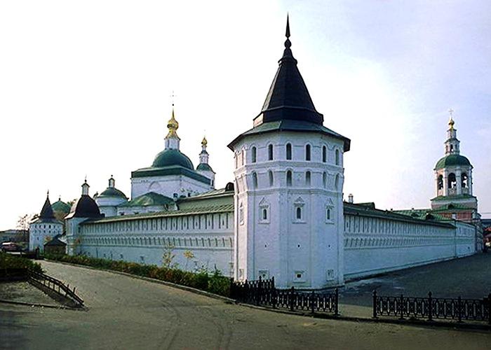 Даниловский монастырь – один из самых древних в Москве