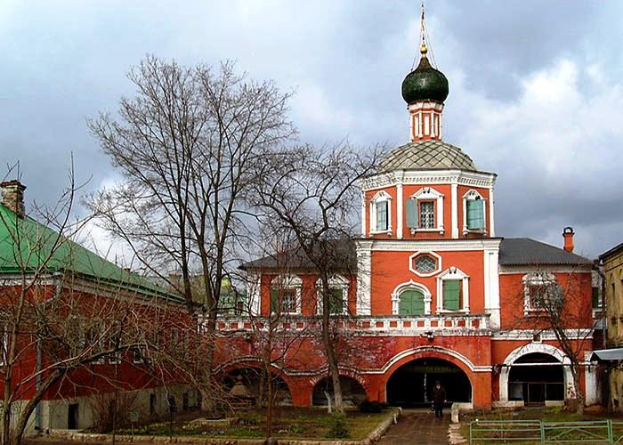Зачатьевский монастырь – самый старый женский монастырь Москвы