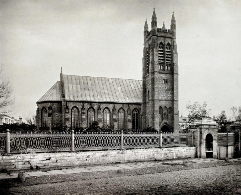 Фото из коллекции Найденова. 1884 год