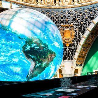 5D-кинотеатр «космическая сфера»