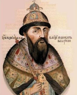Царь Василий Шуйский