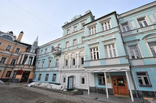 Библиотека-читальня имени И. С. Тургенева